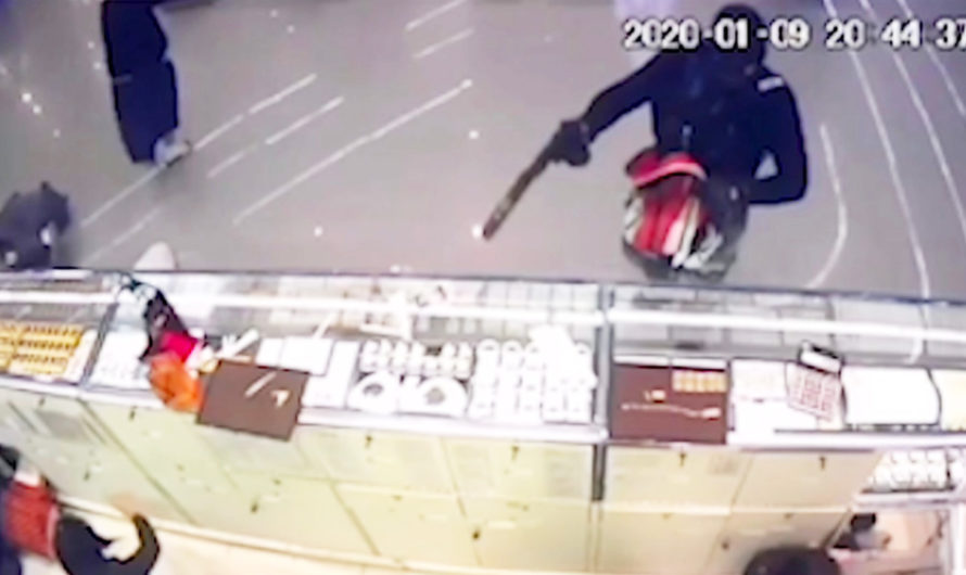 ด่วน !!! โจรปล้น ร้านทองกลางห้างลพบุรี  มีผู้เสียชีวิต