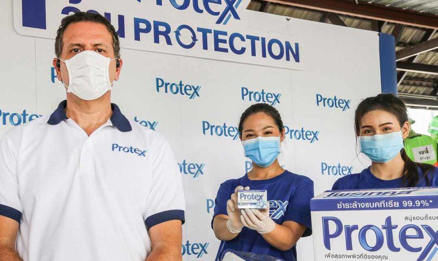 Protex บริจาคสบู่กว่าล้านก้อน ให้กับบุคลากรต่อต้านโควิด-19