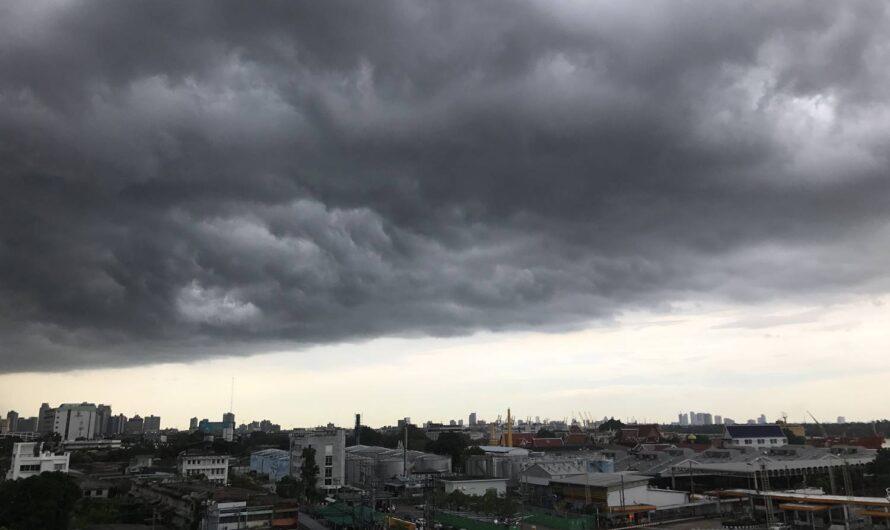 สภาพอากาศวันนี้ ทั่วไทยมีฝน 36 จังหวัดเสี่ยงหนัก เตือนระวังอันตราย