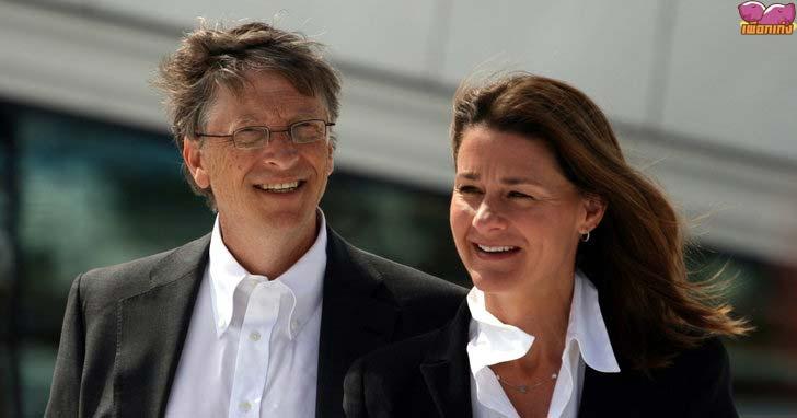 Bill และ Melinda Gates ประกาศแยกทางกัน หลังแต่งงานมา 27 ปี